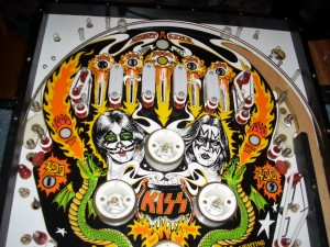Kiss Playfield New